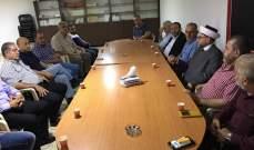 عبد الرزاق:أي عرقلة للجيش بتحرير الأراضي من داعش هي خدمة للعدو الإسرائيلي