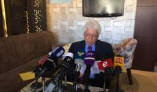 سكرية: السياسات الصحية في لبنان خاطئة وعلى رأسها السقوف المالية للمستشفيات