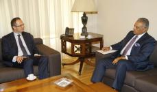 سفير تركيا التقى المرتضى: يمكن للبنانيين التعويل على الدعم التركي ومساعداتنا غير مشروطة