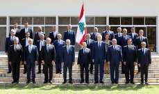 الشرق الاوسط: الحكومة مهددة بالانفجار من الداخل في حال تعذّر الوصول إلى تسوية