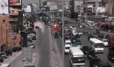 التحكم المروري: تعطل مركبة على جسر أنطلياس وحركة المرور ناشطة في المحلة