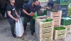مؤسسة السيد فضل الله للخدمات الاجتماعية توزع مئات الحصص الغذائيّة