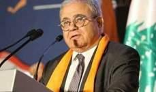 ماريو عون:نشكر الرئيس عون على نجاحه في تثبيت وطننا كمنصة لتلاقي البشر
