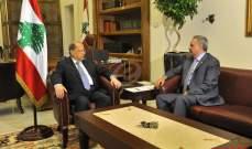 قلق اورربي وروسي من زعزعة استقرار لبنان