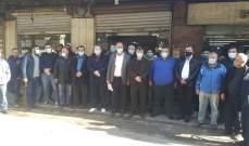 أعتصام لأصحاب الافران بطرابلس: سننفذ اعتصاما الاثنين المقبل أمام وزارة الاقتصاد