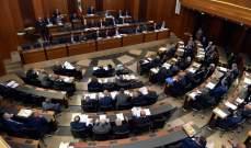 مجلس النواب يقرمشروع قانون الاحكام الضريبية المتعلق بالانشطة البترولية