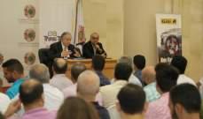 الجسر: معرض طرابلس تحول بالنسبة للطرابلسيين من حلم الى خيبة