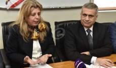 إدكار طرابلسي في لجنة التربية: لمعاودة تدريس طلاب الشهادات الرسمية