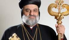 افرام الثاني استنكر التفجير أمام كنيسة بالقامشلي: يهدف لخلق جو من القلق والفتنة