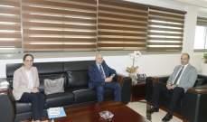 حمد حسن: لدعم دولي بعيد عن الإستنسابية والإعتبارات السياسية أو المناطقية