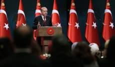 أردوغان: لا يوجد شيء اسمه إسلام معتدل أو غير معتدل
