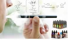 دراسة مخبرية في الـ AUBتكشف خطرا كامنا في نكهات السجائر الإلكترونية