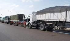 نقيب أصحاب الشاحنات الأردني: السعودية سمحت بدخول شاحنات أردنية عالقة لأراضيها