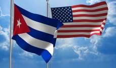خارجية كوبا نددت برفض أميركا منح تأشيرة لوزير الصحة لديها: واشنطن تحاول كتم صوتنا