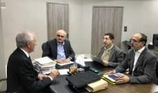 الحاج حسن: نشجع الاسراع بإقرار موازنة 2019 بالذهاب بها إلى مجلس النواب لدراستها