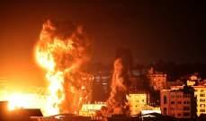 القناة 12 الإسرائيلية: الجيش هاجم خلال نصف ساعة 65 هدفاً بمدينتي غزة وخانيونس