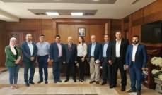 المراد ترأس اجتماعا للهيئة الإدارية الأولى لمركز الوساطة والتحكيم في نقابة محامي طرابلس