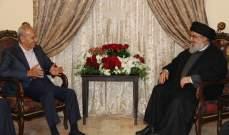 الثنائي الشيعي : التشاور مفتوح مع الأفرقاء... والأمور قابلة لأيّ تطوّر