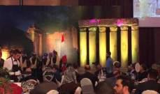 تجمع الجالية اللبنانية في أربيل قام بإحياء ذكرى الإستقلال اللبناني الماسي الـ 75