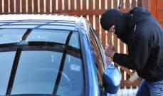 سرقة سيارة من أمام منزل صاحبها في سير - الضنية