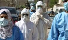 الصحة العراقية سجلت 1429 إصابة جديدة و31 وفاة بـ