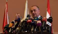 وزير الدفاع اعلن استدعاء طائرتين من اليونان لاخماد الحرائق بسعة 20 طن للواحدة