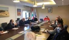 لجنة طوارىء البترون: وضع خطة صحية للقضاء والالتزام بالتدابير المتخذة