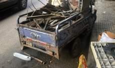 فوج حرس بيروت أوقف شخصين للاشتباه بقيامهما بعمليات سرقة على متن دراجة