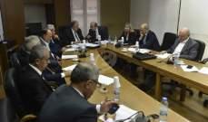 لجنة الدفاع تابعت درس مشروع القانون المتعلق بأصول المحاكمات الجزائية