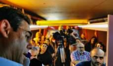 صحناوي نظم جولة للصحافيين في بيروت عرض خلالها للمشاريع التي يتابع تنفيذها