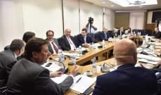 مخزومي أكد ضرورة إقرار موازنة واضحة وشفافة: للالتزام بالإصلاحات وبسقف للإنفاق