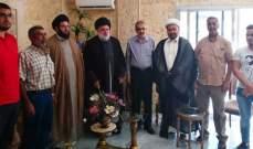 عبداللطيف فضل الله:لنبذ الخلافات الفلسطينية والتوحد في مقاومة الاحتلال
