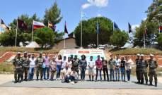 الكتيبة الهندية في اليونيفيل تنظم زيارة للأطفال في مقر قيادتها