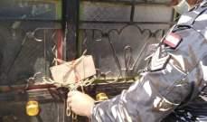مصلحة الاقتصاد ختمت بالشمع الأحمر مصنع تزوير للمنظفات في التليلة