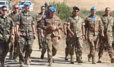 مناورة بين الجيش واليونيفيل في رأس الناقورة بالذخيرة الحية