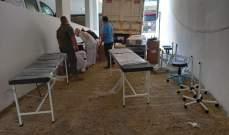 اتحاد بلديات الضنية تسلم مستلزمات طبية من وزارة الصحة