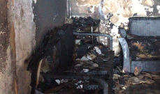 وفاة مواطنة احتراقا نتيجة اشتعال النار في منزلها بالهرمل بسبب تسرب غاز