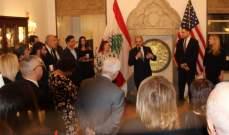 السفير عيسى: نهدف لتشكيل لجان لبنانية بغية تنشيط الإنتشار اللبناني