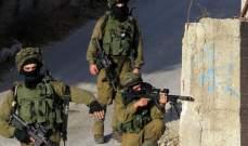 قوة من جيش اسرائيل تختطف شاباً من مكان عمله بمدينة قلقيلية