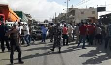 اعتصام في الكورة اعتراضا على إعطاء مهل جديدة للمقالع والكسارات: لإسقاط القرار أو استقالة الحكومة