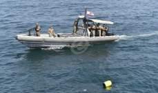 الجيش: إحباط عملية تهريب أشخاص عبر البحر بطريقة غير شرعية