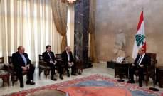 """كتلة """"ضمانة الجبل"""" لم تسمّ أحدًا لتشكيل الحكومة: نحن جزأ لا يتجزأ من """"لبنان القوي"""""""
