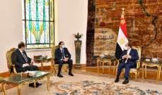 الحدث: القاهرة طالبت الحريريبعدم الاعتذار واتفقت معه على جدول زمني يتم التشاور فيه لتشكيل الحكومة