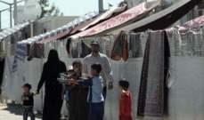 حكومة سوريا تجلي اللاجئين من مخيم الركبان على الحدود السورية الأردنية