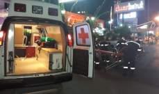 النشرة: سقوط رجل عن سطح مبنى في الفوار في صيدا