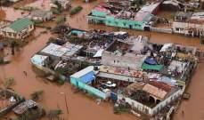 الأمم المتحدة: عدد المنكوبين جراء الإعصار والسيول في زيمبابوي حوالي 200 ألف شخص