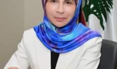 عناية عزالدين: إنضمام مستشفى حيرام الى مراكز التلقيح في منطقة صور