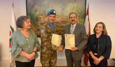 توقيع اتفاقية تعاون بين الجامعة اللبنانية وجامعة ميسّينا الإيطالية