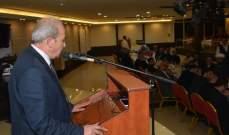 نقيب المحامين في طرابلس: واجبنا الدفاع عن دستورنا وقيمنا وان نؤشر على الفساد ونعالجه