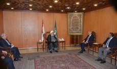 الخطيب: المشاكل المتواترة التي يعيشها لبنان سببها النظام الطائفي